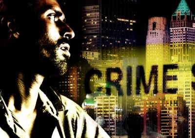 Dark City Crime Thriller